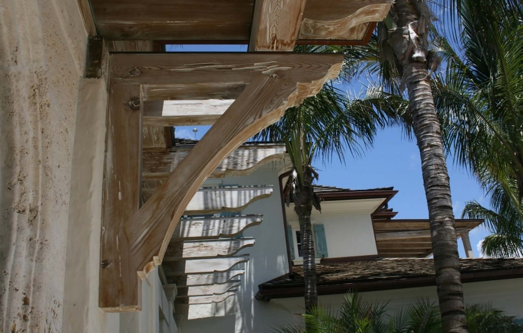 Wood Brackets, Corbels & Rafter Tails - All Phase Custom